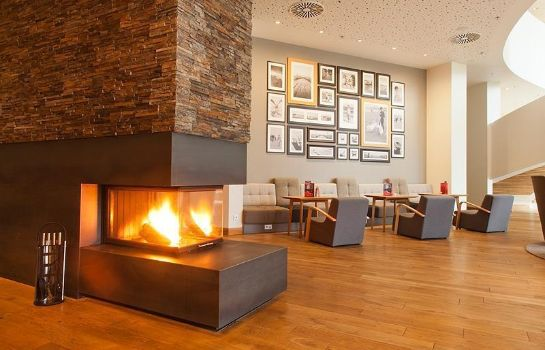 Hol hotelowy Sopot Marriott Resort & Spa
