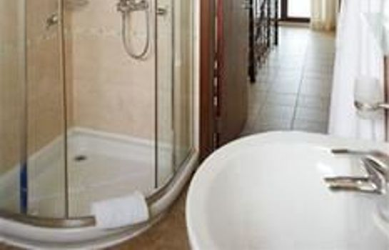 Bagno in camera Ofir Apartment Hotel