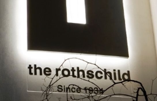 Exterior view The Rothschild 71 Hotel