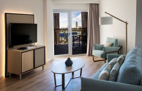 Suite Suites del Mar by Melia