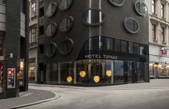 Exterior view Hotel Topazz