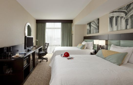 Zimmer Hilton Garden Inn Washington DC-US Capitol