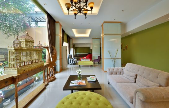 Hall Abloom Exclusive Serviced Apartment