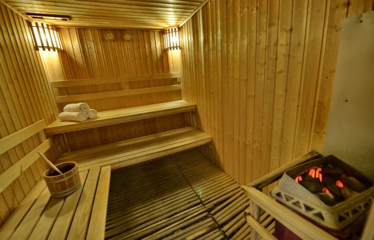 Sauna Abloom Exclusive Serviced Apartment
