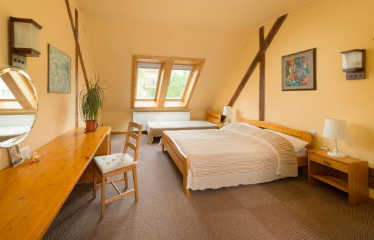Chambre triple Abel Pension