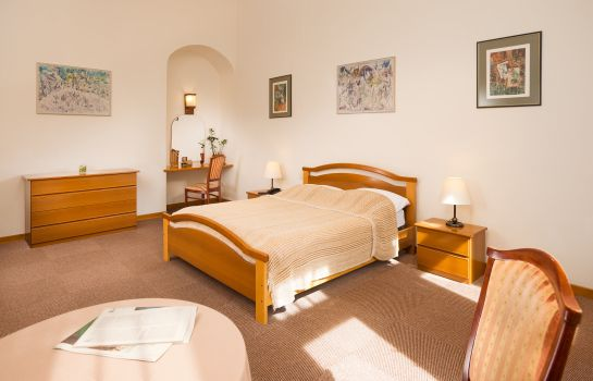 Chambre double (standard) Abel Pension
