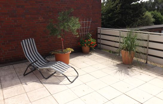 Terrasse Willma Apartmenthaus