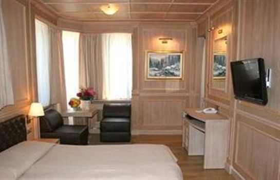 Standardzimmer Villa Alpin