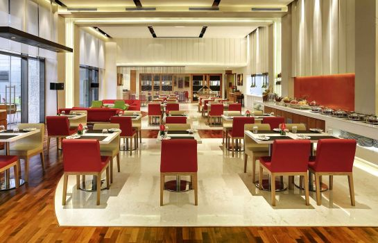 Bar hotelowy ibis New Delhi Aerocity
