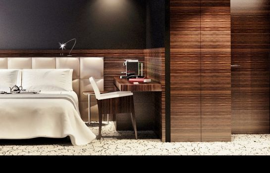 Chambre double (standard) Howard Hotel Paris Orly Airport
