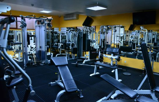 Sports facilities Gregor Pensjonat Fitness & SPA