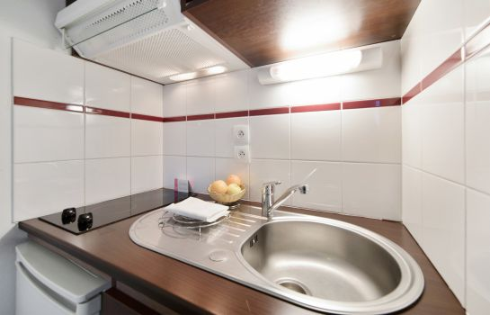 Single room (standard) Appart'City Versailles St Cyr l'Ecole