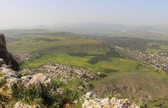Surroundings Arbel Guest House Shavit Family