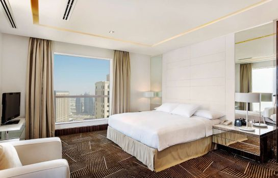 Chambre Hilton Dubai The Walk