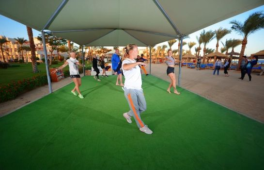 Sporteinrichtungen Albatros Palace Resort Hurghada-All Inclusive. Families & Couples Only