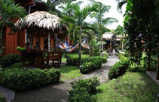 Innenansicht Arenal Hostel Resort