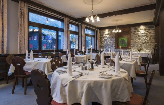 Restaurant 2 Sunstar Boutique Hotel Beau-Site Saas-Fee