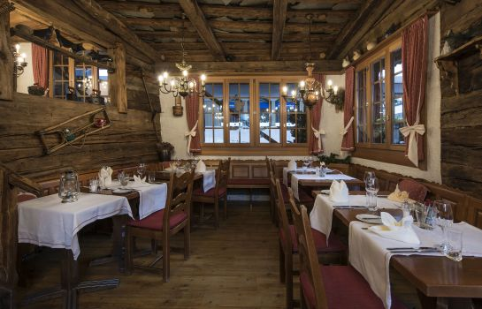 Restaurant Sunstar Boutique Hotel Beau-Site Saas-Fee