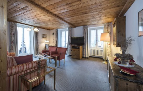 Suite Sunstar Boutique Hotel Beau-Site Saas-Fee