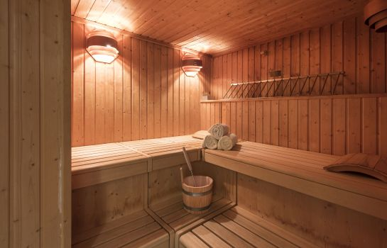 Sauna Sunstar Boutique Hotel Beau-Site Saas-Fee