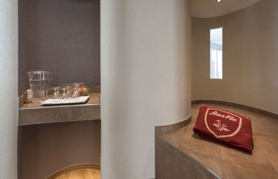 Ruhebereich Sunstar Boutique Hotel Beau-Site Saas-Fee