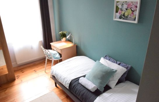 Chambre individuelle (standard) Blooms Inn & Apartments