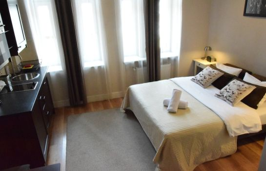 Chambre individuelle (confort) Blooms Inn & Apartments