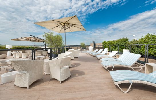 Terrasse DB Hotel Verona Airport And Congress