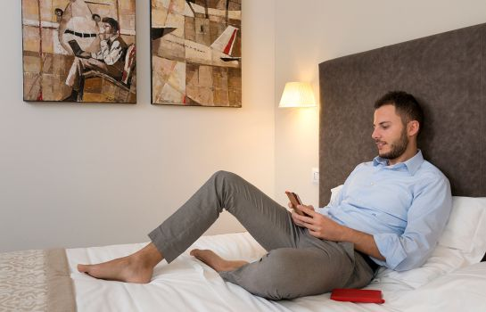 Chambre individuelle (standard) DB Hotel Verona Airport And Congress