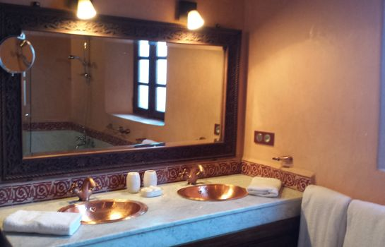 Doppelzimmer Komfort Riad les Remparts
