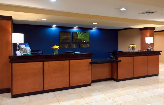 Hotelhal Fairfield Inn & Suites Tallahassee Central
