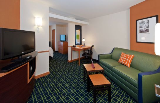 Suite Fairfield Inn & Suites Tallahassee Central