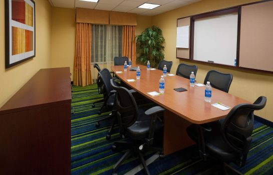 Congresruimte Fairfield Inn & Suites Tallahassee Central