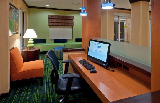 Info Fairfield Inn & Suites Tallahassee Central