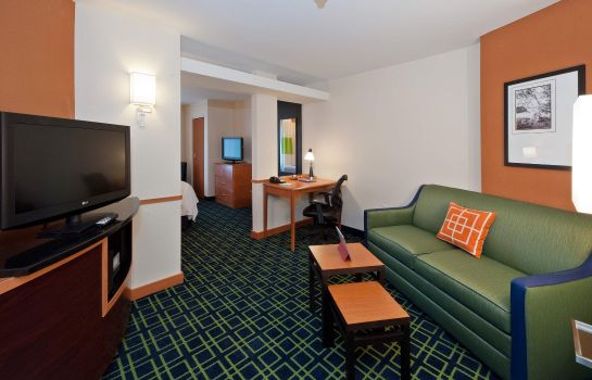 Kamers Fairfield Inn & Suites Tallahassee Central