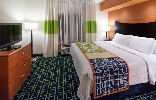 Zimmer Fairfield Inn & Suites Tallahassee Central