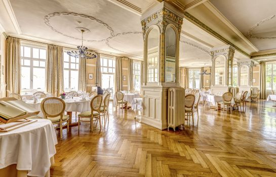 Restaurant 1 Grand Hotel des Rasses
