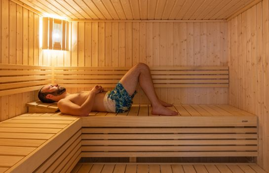 Sauna Grand Hotel des Rasses