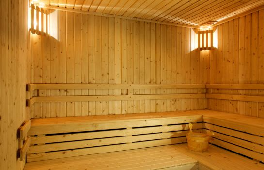 Sauna Open Village Sports Hotel&Spa Club
