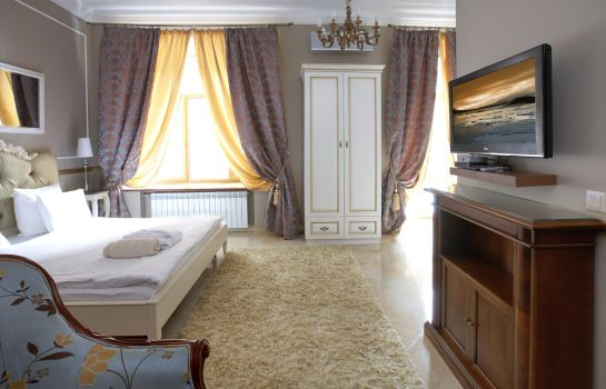 Chambre double (confort) Theatre Boutique Apart-Hotel