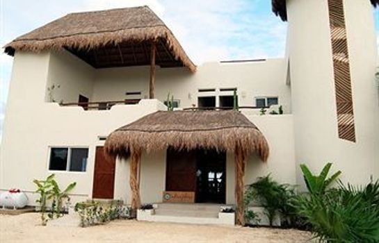 Exterior view Almaplena Eco Resort & Beach Club