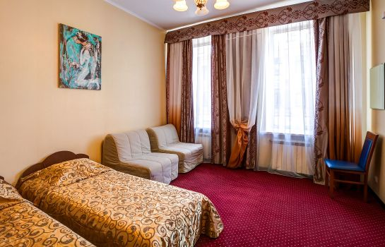 Double room (superior) Bolshoy19