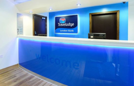 Hotelhalle TRAVELODGE LONDON CENTRAL BANK