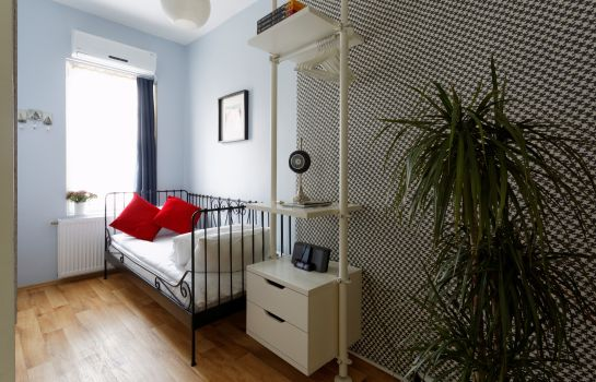 Four-bed room Portus House Istanbul