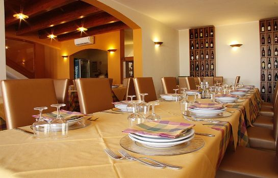 Restaurant Villa Barbarina Nature Resort