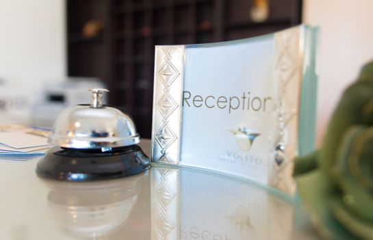 Reception Volito Hotel & Resort