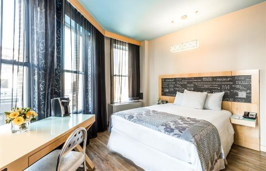 Zimmer Tryp by Wyndham Times Sq South