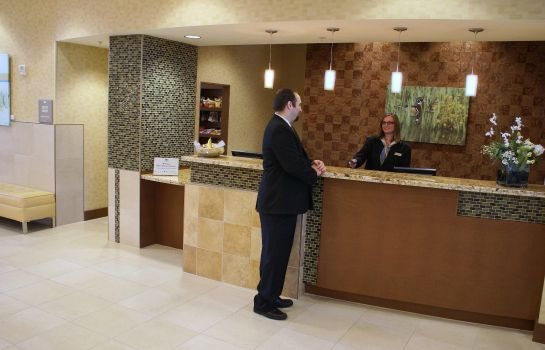 Hotelhalle Homewood Suites by Hilton Phoenix Airport South