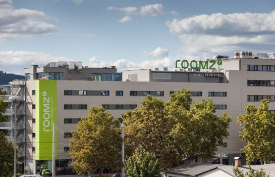 Exterior view Roomz Graz