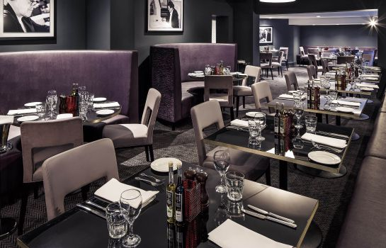Restaurant Mercure Leicester The Grand Hotel
